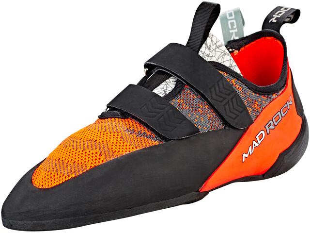 Mad Rock Weaver Scarpe da arrampicata arancione/nero